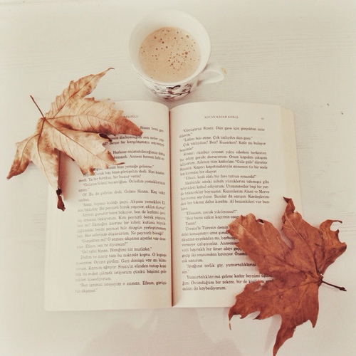 book-leaves