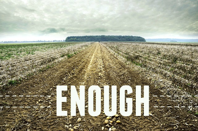 enough-field